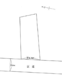 足立区竹ノ塚1丁目 売土地