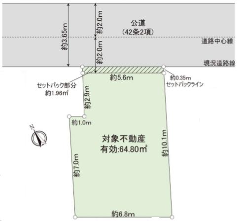 台東区浅草橋4丁目 売土地