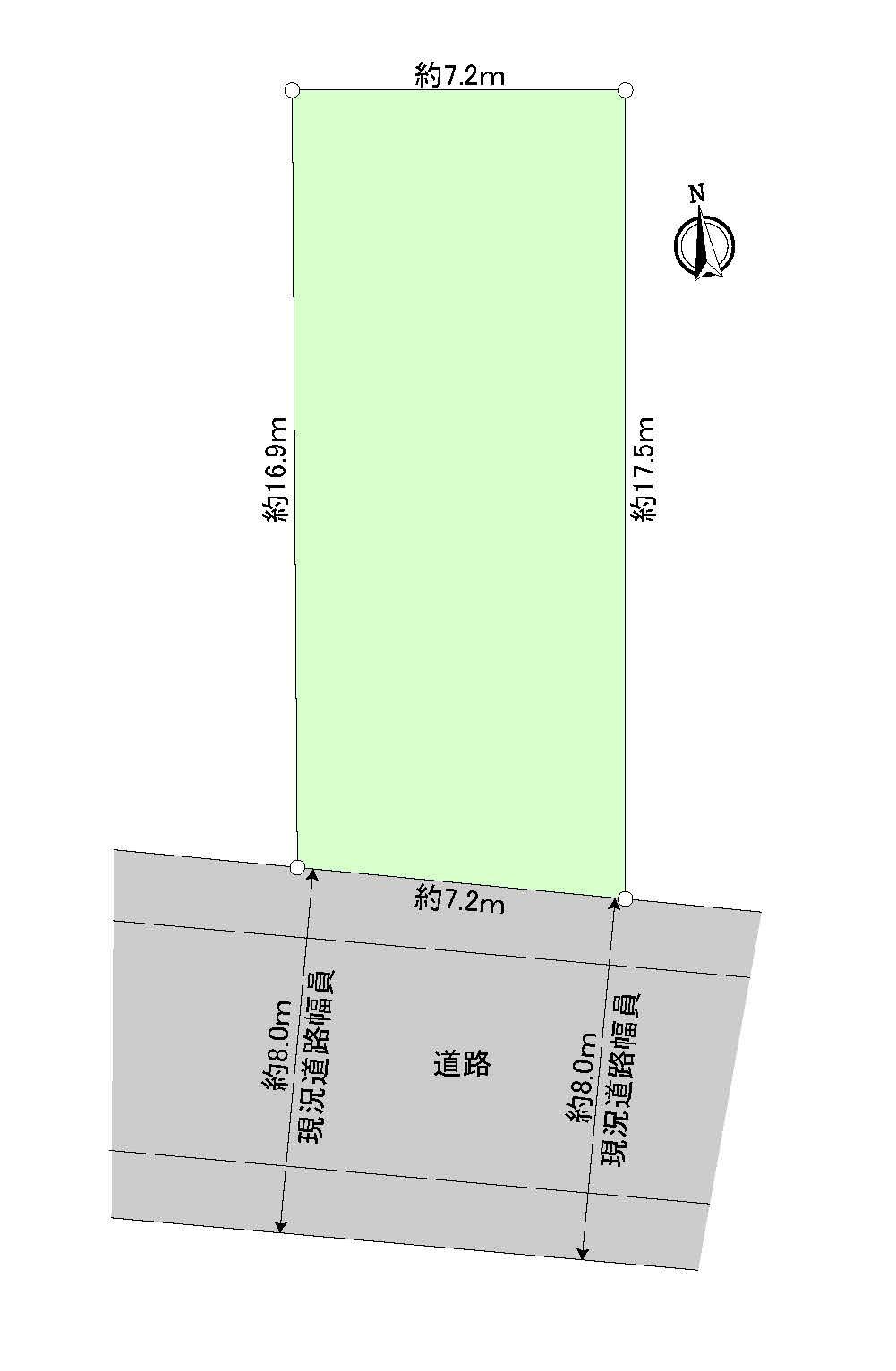 文京区本駒込4丁目 売土地