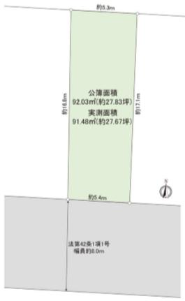 台東区千束3丁目 売土地