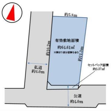 渋谷区初台2丁目 売土地