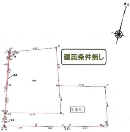 渋谷区東2丁目 売土地
